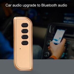 Image 2 - JINSERTA Bluetooth 4.2 Ricevitore 3.5 millimetri Aux Ricevitore Audio Bluetooth Adattatore TF di Sostegno per Altoparlante Senza Fili Della Cuffia a Mani Libere