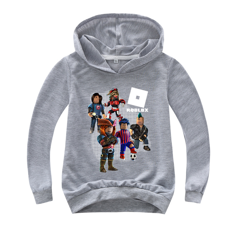 2019 Roblox Hoodies For Boys And Girls Pullover Sweatshirt For Matching Brother And Sister Toddler Kids Clothes Toddlers Fashion From - Roblox Shirt Hoodie Is Roblox Free To Download