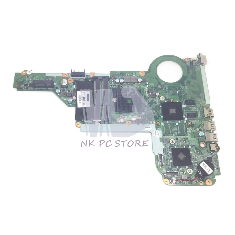 720692-501 720692-001 For HP Pavilion 15-E 17-E Laptop Motherboard DA0R75MB6C0 Socket fs1 DDR3 1GB Video Card 722204 501 722204 001 for hp pavilion 15 e 14 e motherboard a6 5200m tested working