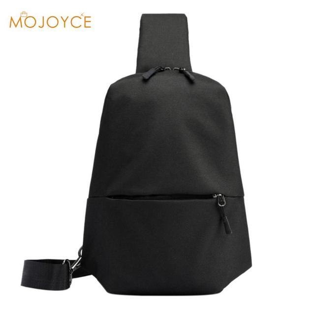 Men Top Quality Crossbody Sling Bags Messenger Shoulder Bags Large Capacity  Chest Bags for Men Female 381c97f51676b