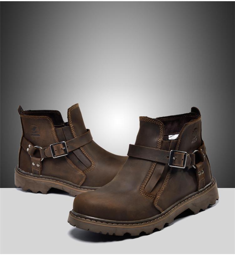 winter men boots
