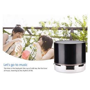 Image 5 - S10 Bluetooth Stereo Speaker Supporto U Disk Carta di Tf Universale Del Telefono Mobile di Musica Mini Wireless Outdoor Portatile Woofer Subwoofer
