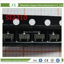 50 sztuk SI2310 SI2310DS SI2310BDS SOT23 oryginalny autentyczne i nowe darmowa wysyłka IC
