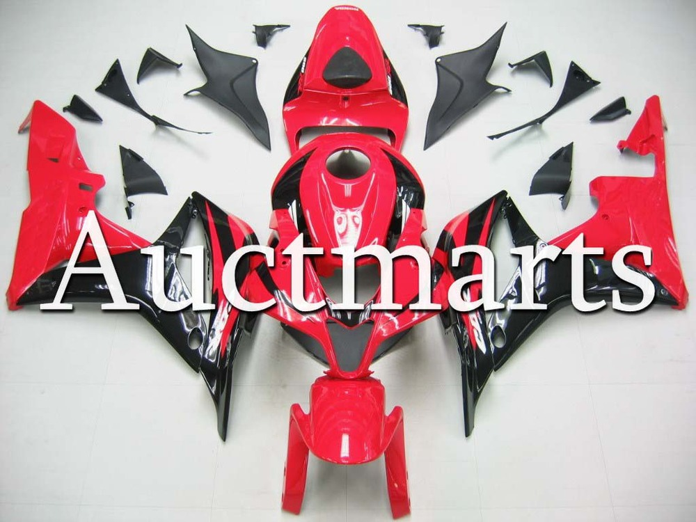 For Honda CBR 600 RR 2007 2008 Injection  ABS Plastic motorcycle Fairing Kit Bodywork CBR 600RR 07 08 CBR600RR CBR600 RR CB10