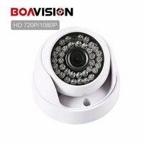 Security Analog High Definition 1 3 CMOS 2mp 1080P AHD Dome Camera CCTV Indoor IR 20m