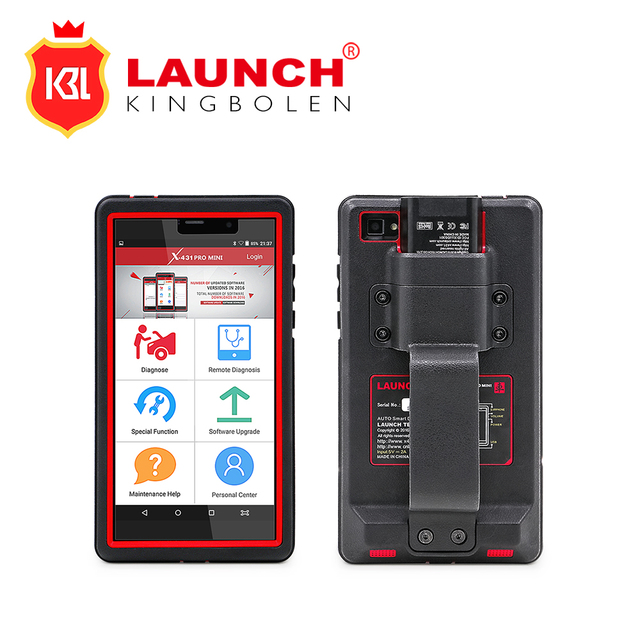 2017 Launch X431 Pro Mini Auto Diagnostic Tool Support WiFi/Bluetooth Full Systems Mini X431 Pro pros mini 2 years free update