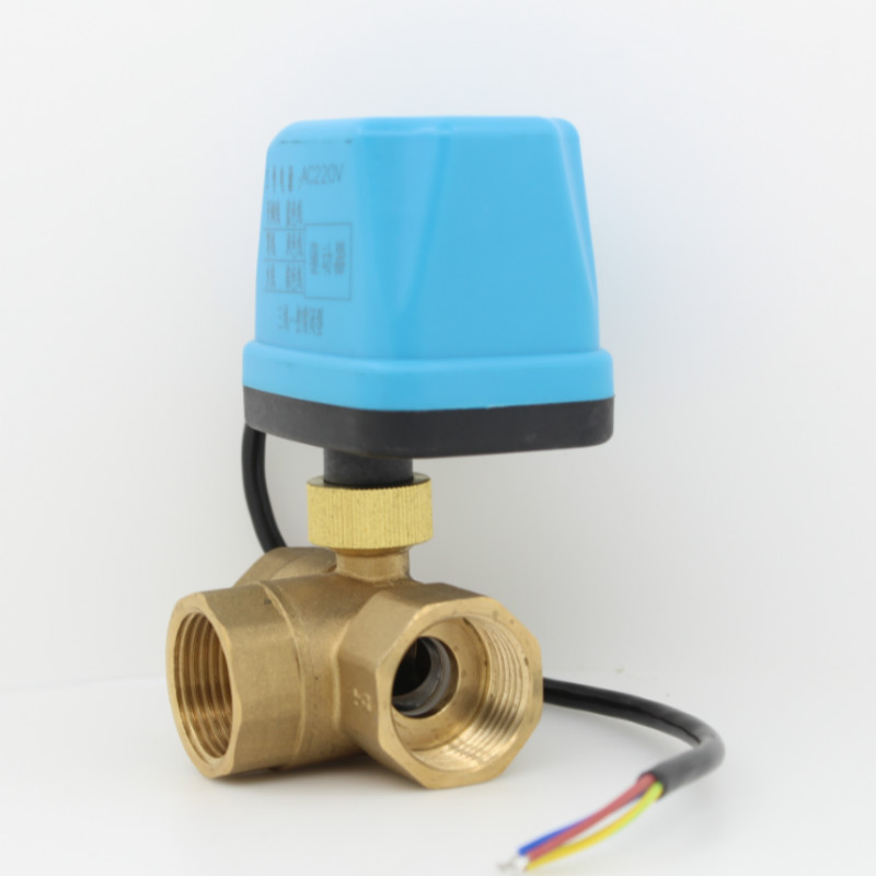 3 way brass valve AC220V DC5V DC12V DC24V Electric Ball Valve Motorized Ball Valve Electric Actuator DN15 DN20 DN25 DN32 DN40 electric motorized brass ball valve dn15 dn20 dn25 dn40 dn50 dc24v ac24v 2 way 3 wire with actuator valves motorized ball valve