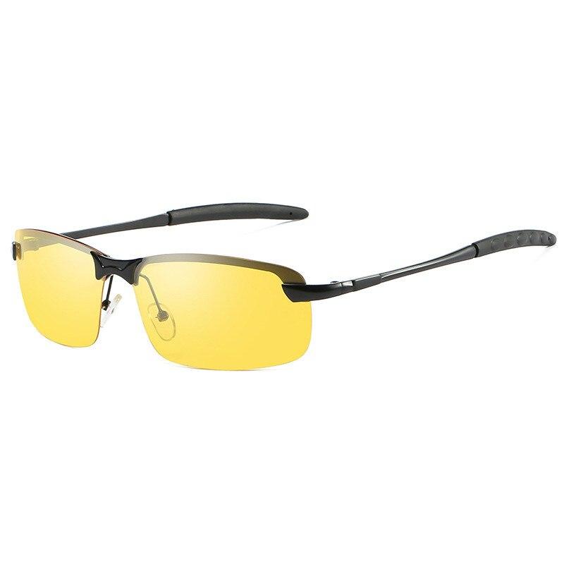 Acheter KESMALL Fashion Night Vision Lunettes Brand Design Hommes de Haute  Qualité Polarisées lunettes de Soleil 90a4ef0fb589