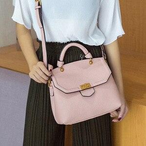 Image 1 - أعلى حقيبة يد فاخرة حقائب النساء مصمم ل 2017 أفضل بيع نوعية جيدة جلد كامل يد على بيع