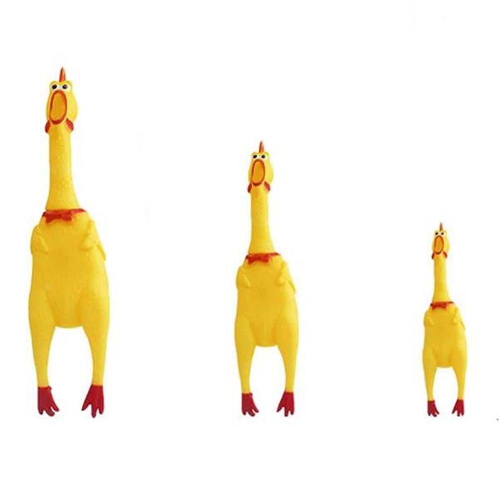 Jouet sonore pour animaux domestiques, produits amusants, poulet, coq, coq, coquillage, chat, décompression, mignons, offre spéciale