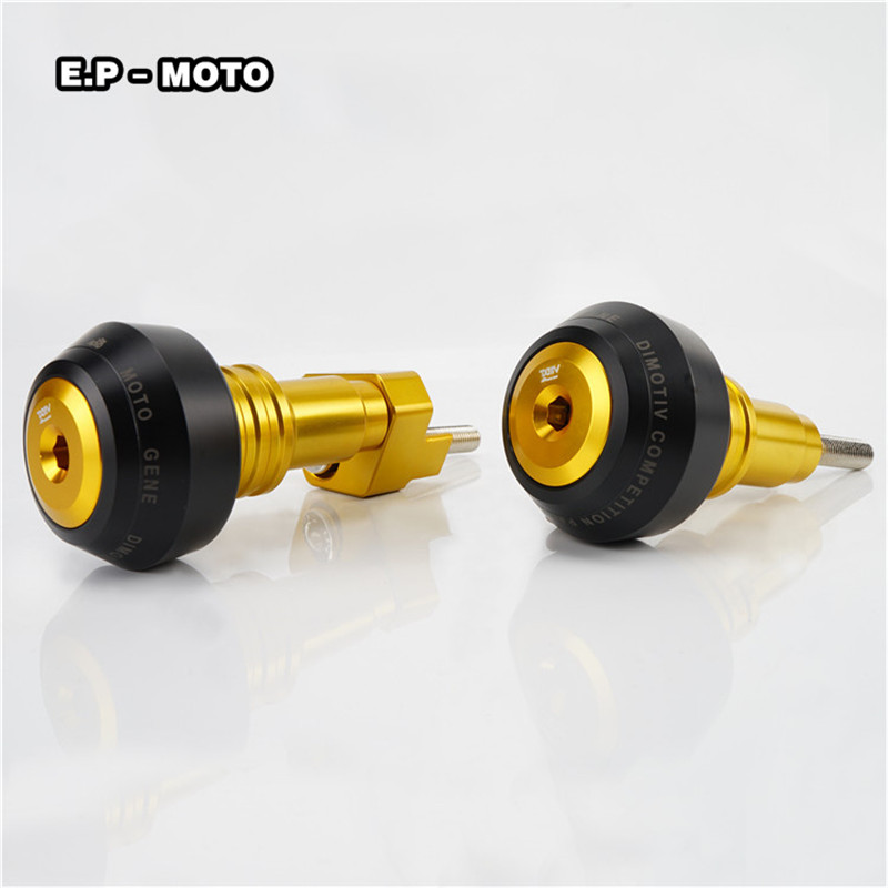 New Falling Protectors Motorcycle CNC Aluminum Alloy Frame Slider Anti Crash Caps For YZF-R6 R6 2006-2016