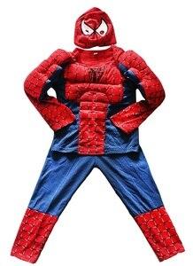 Image 5 - Новинка костюмы на Хэллоуин наборы Косплей сценическая одежда мышечная детская Вечерние