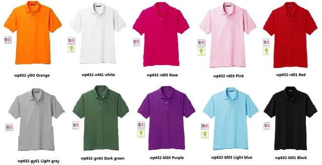853376a88173 Organic Cotton Polo T Shirt Customize Your Style Wholesale & Retail Colors