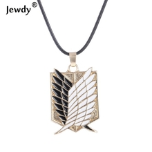 Attack on Titan Logo Pendant