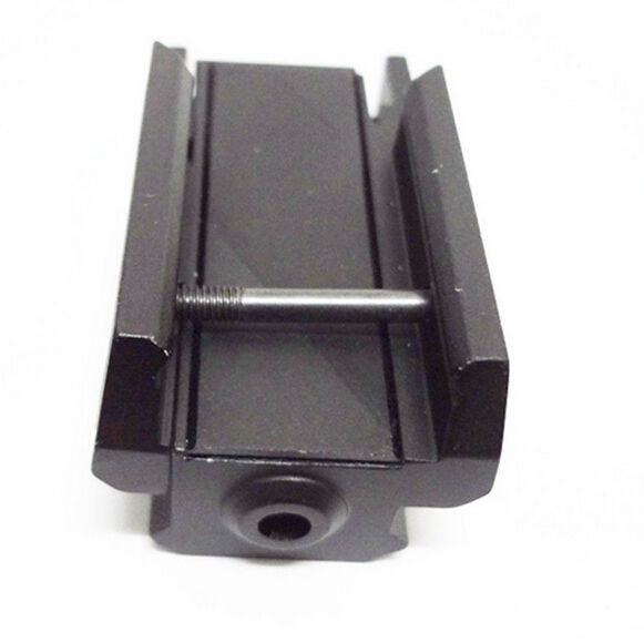 Hot Tactical Red Dot Laser Sight Picatinny 20mm Rail Voor Pistool - Jacht - Foto 2