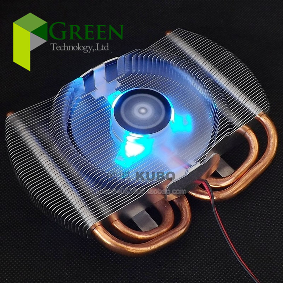 NEW  TT-8015L 140 X104 X 33mm For ADM/ATI 53MM Pitch Graphics Card  Cooler  With Copper Base 4 Heat Pipe 12V 0.23A  2pin