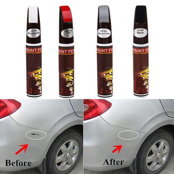 Car Colors Fix Coat Paint Pen Touch Up Scratch Clear Repair Remove Tool 5 Colors non-toxic, permanent,water resistant image