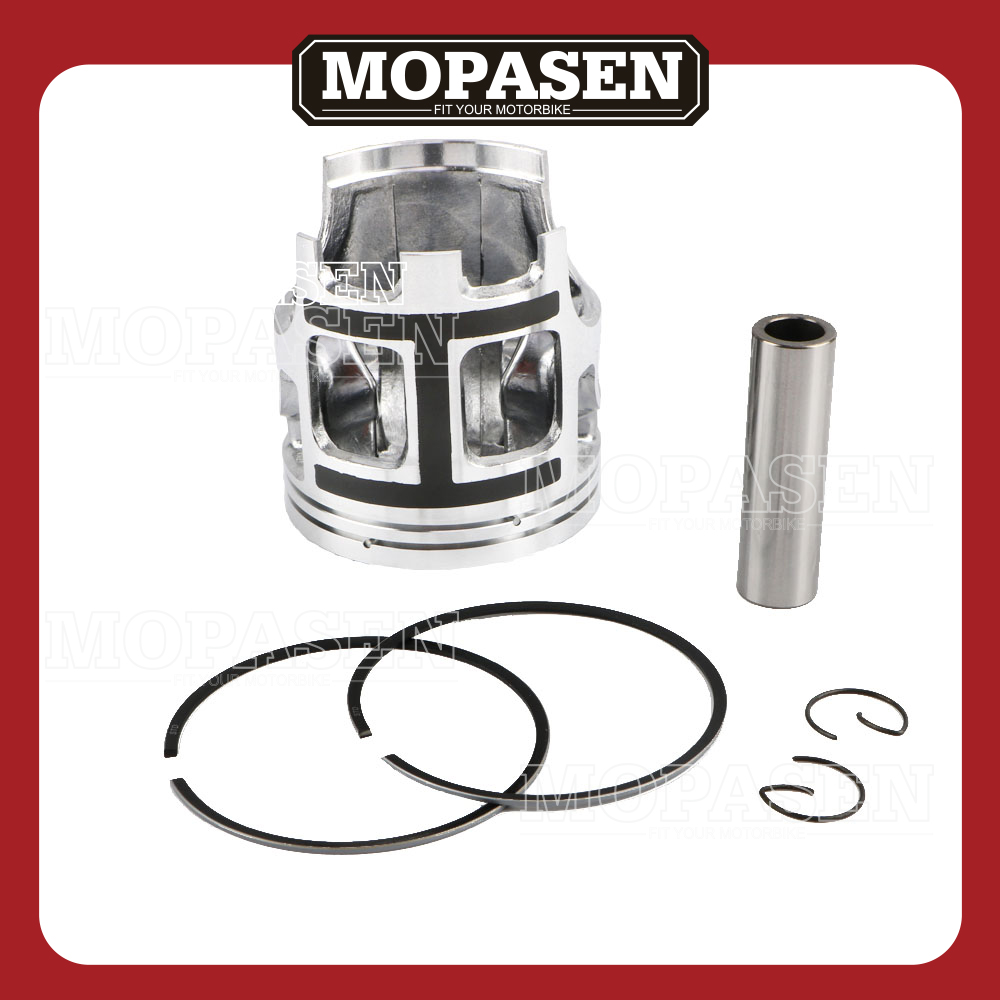 Wiseco 66.25mm Piston Kit Universal Fits YFS200 Blaster 1988 2006 Motorcycle Replacement Engine Parts Motorbike Accessories