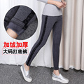 new arrived winter Leggings woman Slim Fashion Thicken velvet Elasticity all-matching High waist Pencil Warm pants trousers