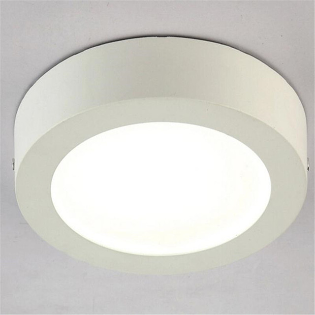 Surface Mounted LED Panel Lights SMD 2835 120 Degree LED ...