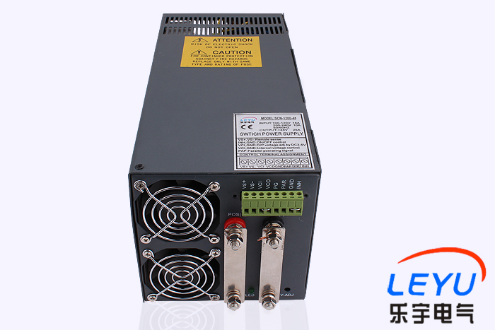 SCN-1200-48 ac dc 24a single output high frequency with Parallel function switching power supply CE RoHS CCC high power series compact size and light weight scn 1000 12 with parallel function 1000w power supply