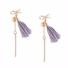 Vintage Dangle Tassel Earrings