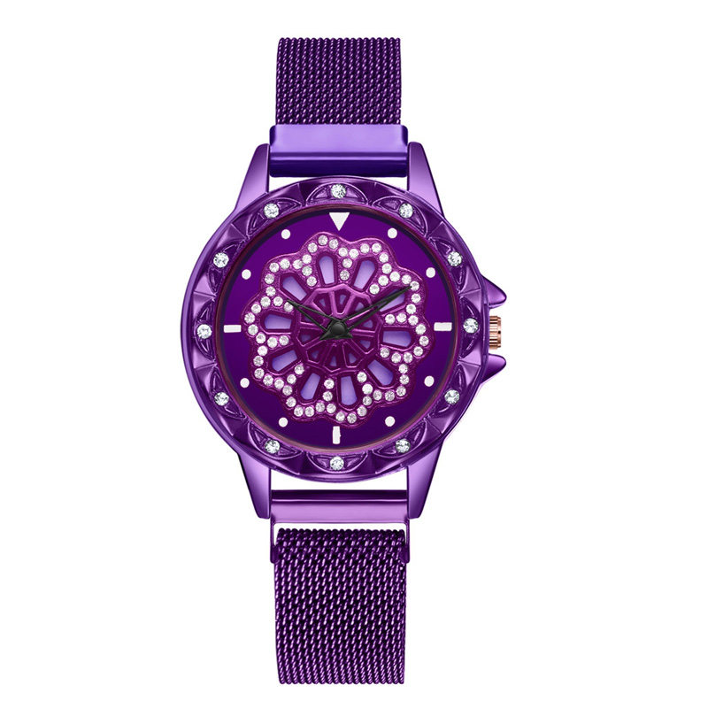 360-degree-rotation-Women-Watch-Mesh-Magnet-Starry-Sky-Ladies-Watch-Luxury-Fashion-Geometric-Quartz-Watch 10