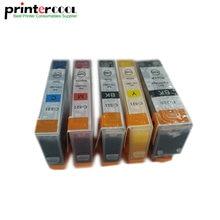 купить PGI-520 CLI-521 Ink Cartridge PGI520 for Canon Pixma MP540 MP550 MP560 MP620 MP630 MP640 MP980 MP990 MX860 MX870 IP3600 pgi 520 дешево