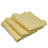 Ultra Microfiber Absorbent Towel Car Clean Limpieza Automovil Natural Chamois Leather Chamois Car Cleaning Wash Towel