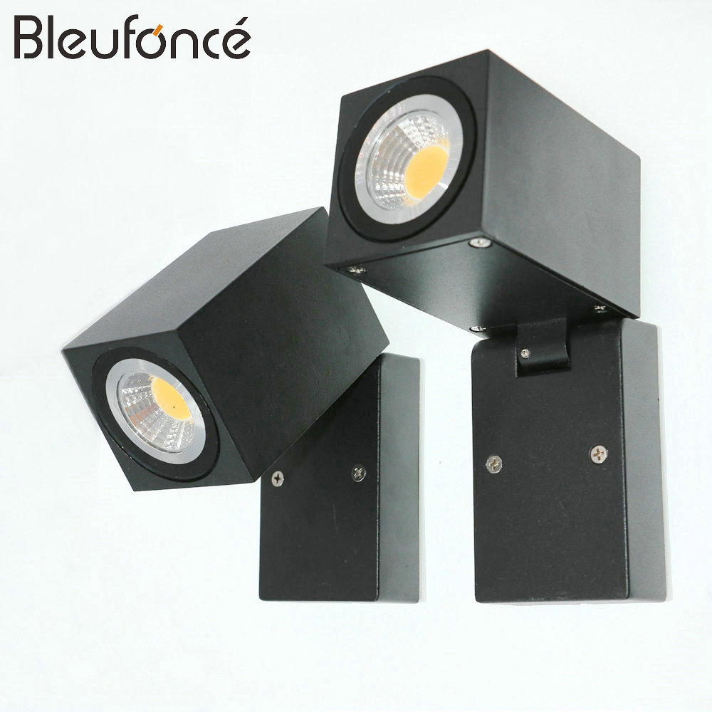 Outdoor Waterproof Wall Lamp Modern LED Wall Lamp Lighting Exterior Sconce AC85-265V 10W LED Wall light Porch Garden Lights BL16 niugul dmx stage light mini 10w led spot moving head light led patterns lamp dj disco lighting 10w led gobo lights chandelier