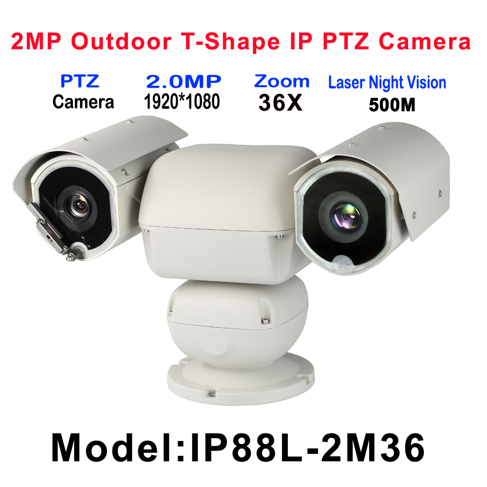 Heavy Duty Load 36x Zoom Laser light IR 500M IP PTZ Camera Network Onvif suitable for forest grassland Safe city border Monitor дырокол deli heavy duty e0130
