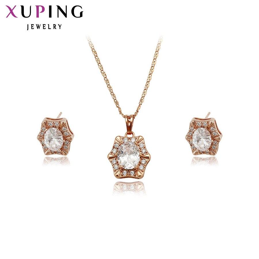 Xuping Jewelry Sets...