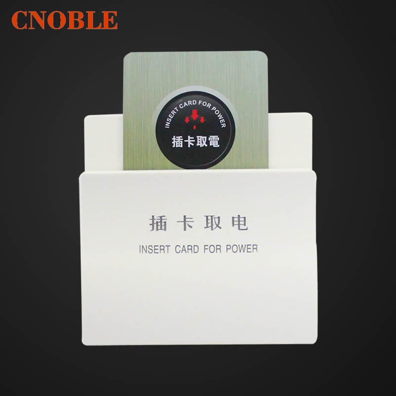 цена на Wall switch access control the switches 30A Hotel Energy Saving card switch