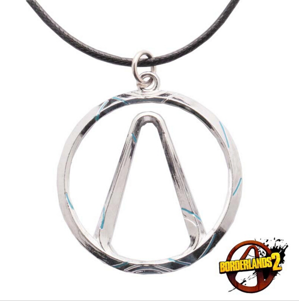 Borderlands 2 Symbol Necklace Jagfoxcom