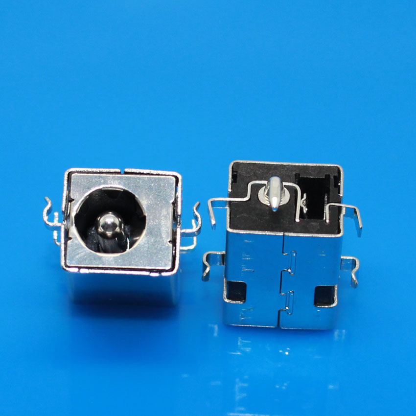 DC Power Jack Connector Plug Socket For Asus A52 A53 K52 K53 U52 X52 X54 X54C U52F Series 2.5mm pin 10X