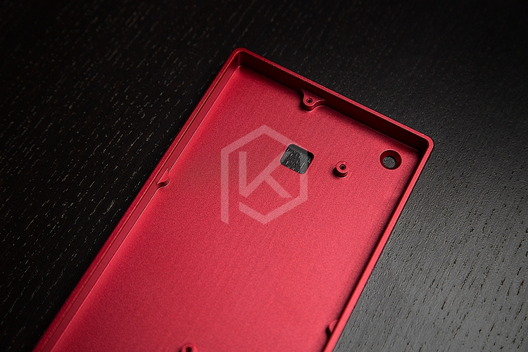 купить GH60 case mechanical keyboard anodized alluminum case 60% poker2 metal case gaming keyboard FACEU keyboard 60 frame по цене 3127.89 рублей