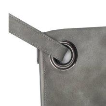 Fashion Leather Women Envelope Clutch Evening Bag