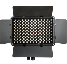 S192T 50 W mince Dimmable LED anneau vidéo Flash lumière pour Canon nikon pentax caméra prise de vue YouTube vidéo spectacle en direct