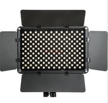 S192T 50W regulable LED anillo de luz de Flash para Canon nikon Cámara pentax a YouTube Video show en directo