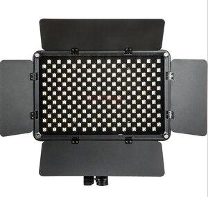Image 1 - S192T 50W smukła ściemniająca się latarka LED do aparatu Canon nikon pentax strzelanie z YouTube wideo pokaż na żywo
