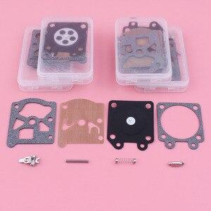 Image 3 - 5ピース/ロットキャブレターの修理はキットstihl MS250 MS230 MS210 ms 250 230 210チェーンソースペアパーツ