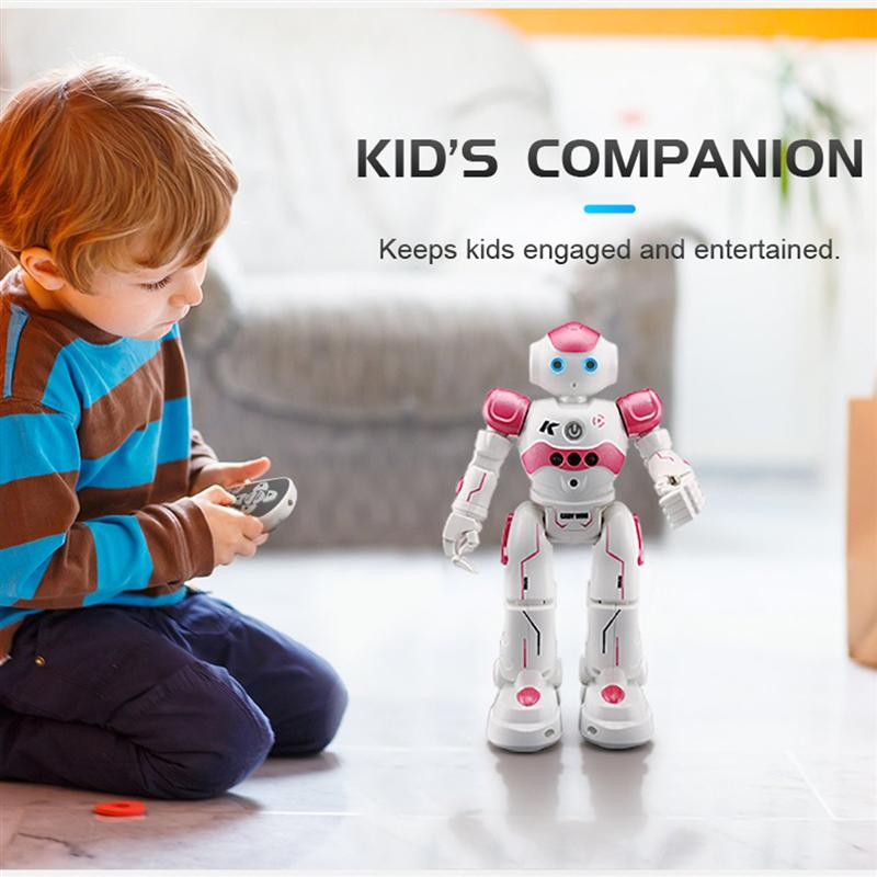 Person - LEORY RC Robot Intelligent Programming Remote Control