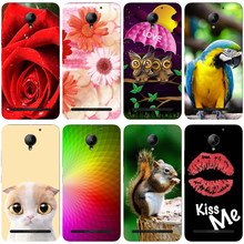 "Phone Case For Lenovo Vibe C2 Luxury Painted Cases Coque For Lenovo C2 Vibe C2 / C2 Power K10A40 Cover 5"" Soft TPU Case Cover(China)"