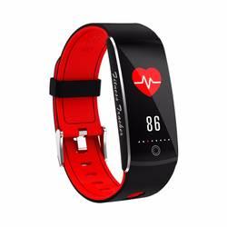SZHAIYU водонепроницаемый смарт-браслет монитор сердечного ритма фитнес-трекер цветной экран дистанционное управление спортивный браслет