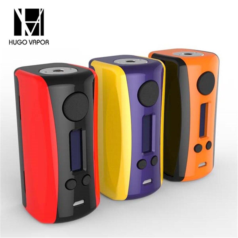 Hugo Vapor Box Mod TRX167 DNA250 YOKO VAPE Evolv DNA 167 Electronic Cigarette Vape Battery Fit Aromamizer Plus RDTA VS Naga 330w