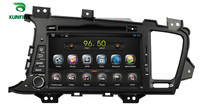 8 Inch Quad Core 1024*600 Android 5.1 Car DVD GPS Navigation Player Car Stereo for Kia K5/Optima 2011 2013 with Radio 3G Wifi