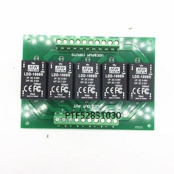 Meanwell LDD 5UP 350 H 500 H 700 H 1000 H dc-dc conducteur de LED abaisseur de courant Constant + PCB