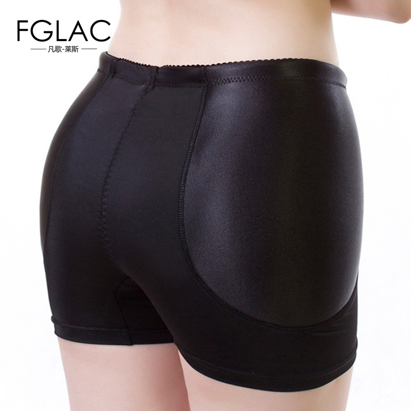 2018 HOT Women's Fixed Padded Fake Fake hip Traceless   Leggings   Anti Emptied Knickers Underpants Increased Plump Hip