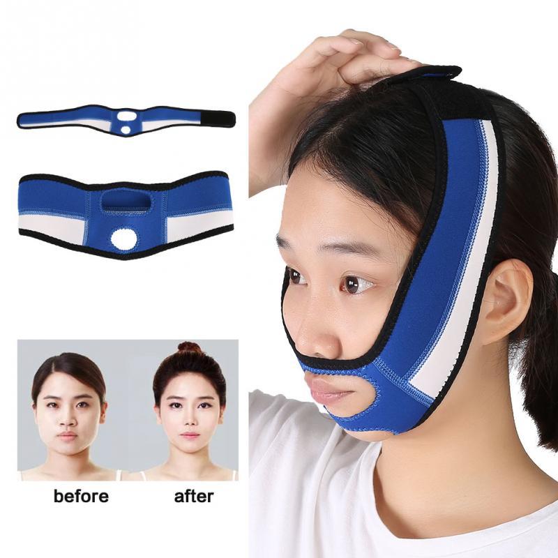 Face Slimming Mask Slim Lift Tighten Bandage Relaxation Lift…