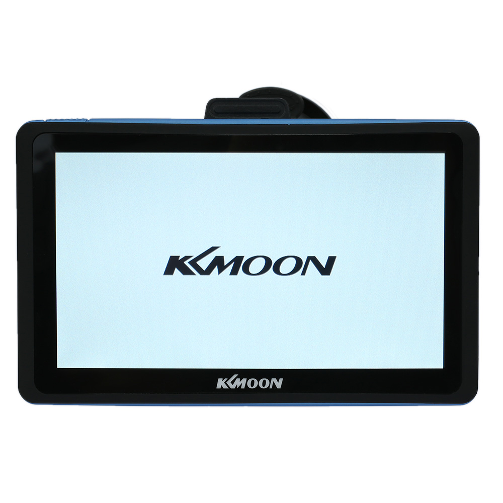 KKmoon 7''inch HD Touch Screen Car Portable GPS Navigation 8GB/128MB FM MP3 MP4 MP5 Video Player with Free Map for Bora Golf VW touch screen stylus with strap for cell phones pda mp4 mp5 purple